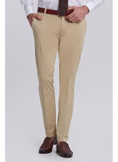 Hemington Kum Rengi Yazlık Chino Pantolon Bej